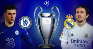 Chelsea vs Real Madrid: por el otro cupo a la gran final de la Champions League